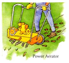 POWER AERATOR